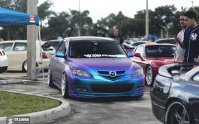 Картинка Mazda, Stance, MPS3
