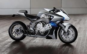 Обои Concept, мотоцикл, BMW