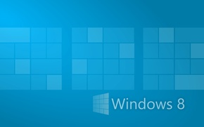 Картинка компьютер, обои, вектор, windows, операционная система
