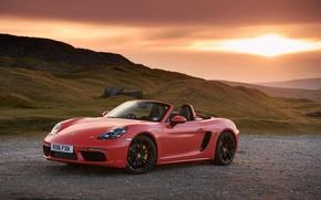 Картинка Porsche, порше, Boxster, бокстер