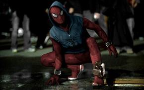 Картинка Marvel Comics, clone, Spider-Man, Scarlet Spider, Ben Reilly