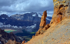 Картинка пейзаж, горы, природа