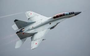 Обои оружие, самолёт, MiG-35