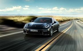 Картинка Porsche, Panamera, порше, панамера, 2015