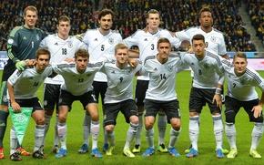 Картинка футбол, игроки, Сборная Германии