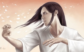 Обои наруто, anime, неджи, naruto, neji, аниме
