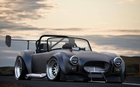 Картинка car, shelby, tuning, cobra