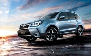 Картинка Subaru, Автомобиль, Subaru Forester 2, 0XT