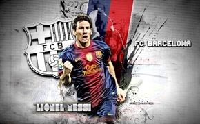 Картинка Футбол, Испания, Argentina, Аргентина, Лионель Месси, Лео Месси, Lionel Messi, Барселона, Барса, Football, Barcelona, Spain, …