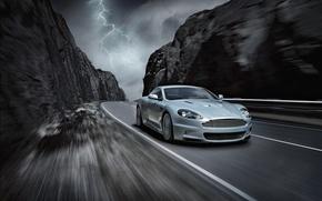 Обои Aston Martin, авто, DBS, car, машина