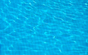 Картинка вода, блики, widescreen, обои, бассейн, wallpaper, широкоформатные, background, обои на рабочий стол, полноэкранные, HD wallpapers, …
