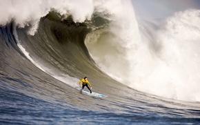 Обои gale, экстремал, шторм, спортсмен, hurricane, storm, tornado