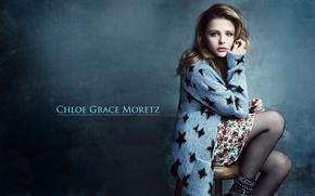 Картинка Chloe Moretz, Хлоя Грейс Морец, Актриса, Девушка, Chloë Grace Moretz