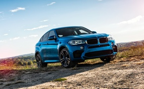 Картинка бмв, BMW, кроссовер, X6 M, F86