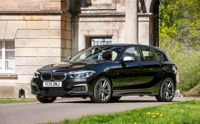 Картинка бмв, BMW, 5-door, UK-spec, 2015, F20, M135i
