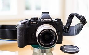 Картинка фотоаппарат, Olympus, OM-D