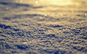 Картинка зима, солнце, макро, снег, фон, обои, день, wallpaper, широкоформатные, winter, background, snow, полноэкранные, HD wallpapers, …
