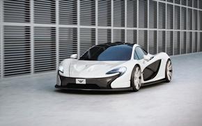 Картинка supercar, макларен, McLaren P1