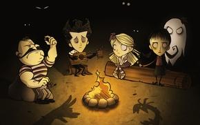 Картинка games, Wilson, Don't Starve