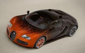 Картинка Roadster, Bugatti, Veyron, Grand Sport, Venet