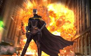 Картинка DC Comics, Batgirl, Комиксы, Barbara Gordon, Барбара Гордон, Бэтгёл