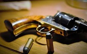 Картинка оружие, ствол, патроны, Colt