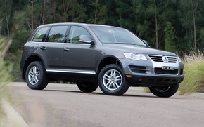Картинка Volkswagen, Touareg, V10