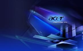 Картинка ноутбук, бренд, Acer, aspire
