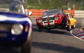 Картинка Alfa Romeo, Race, Racing, GTA, Game, Alfa GTA, Alfa Romeo GTA, Assetto Corsa