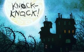 Картинка Ice-Pick Lodge, Knock-knock, Тук-тук-тук