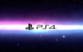 Картинка знак, эмблема, sony, Playstation 4