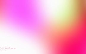 Картинка круги, краски, свет