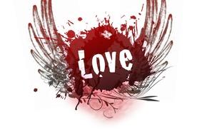 Обои любовь, счастье, страсть