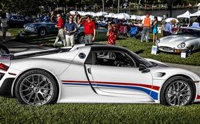 Картинка Spyder, Porsche 918, Porsche 918 Spyder