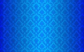 Обои узоры texture, синий, blue, текстуры