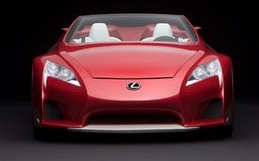 Обои Lexus, cabrio, lfa