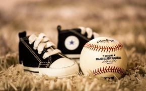 Картинка спорт, мяч, кроссовки
