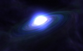 Картинка blue, power, cosmos, energy