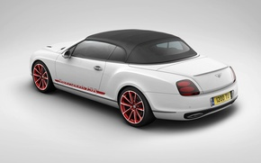 Обои Continental, Bentley, Supersports