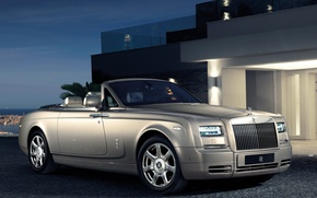 Картинка Phantom, Rolls Royce, Drophead