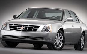 Картинка Cadillac, седан, DTS