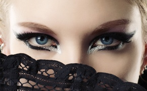 Картинка girl, maria, eyes, queen, amanda
