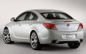Картинка седан, Buick, GS, Regal