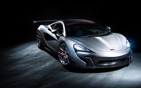 Картинка car, Vorsteiner, speed, luxury, automobile, Mclaren, technology, bold lines, beautiful design, 570S, ostentation, Mclaren 570S …