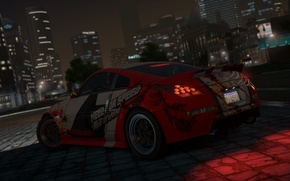 Картинка nfs, 350z, нфс, 2012, nissan, NFSMW, Need for Speed, Most Wanted