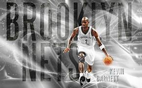 Картинка мяч, баскетбол, basketball, nba, нба, ball, Brooklyn Nets, Kevin Garnett, Бруклин Нетс, Кевин Гарнетт