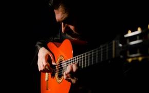 Обои музыка, гитара, Flamenco, Juan de Lerida