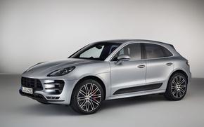 Картинка Porsche, Turbo, Performance, Macan
