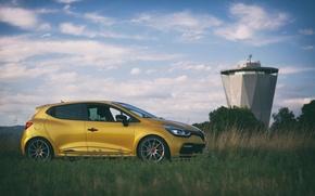 Картинка Renault Clio, OZ Formula HLT, Liquid Yellow