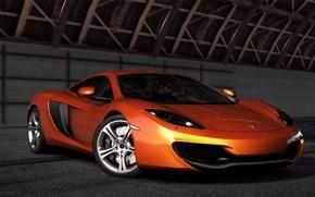 Картинка Cars, McLaren MP4-12C, NFS Hot Pursuit 2010, Сидж